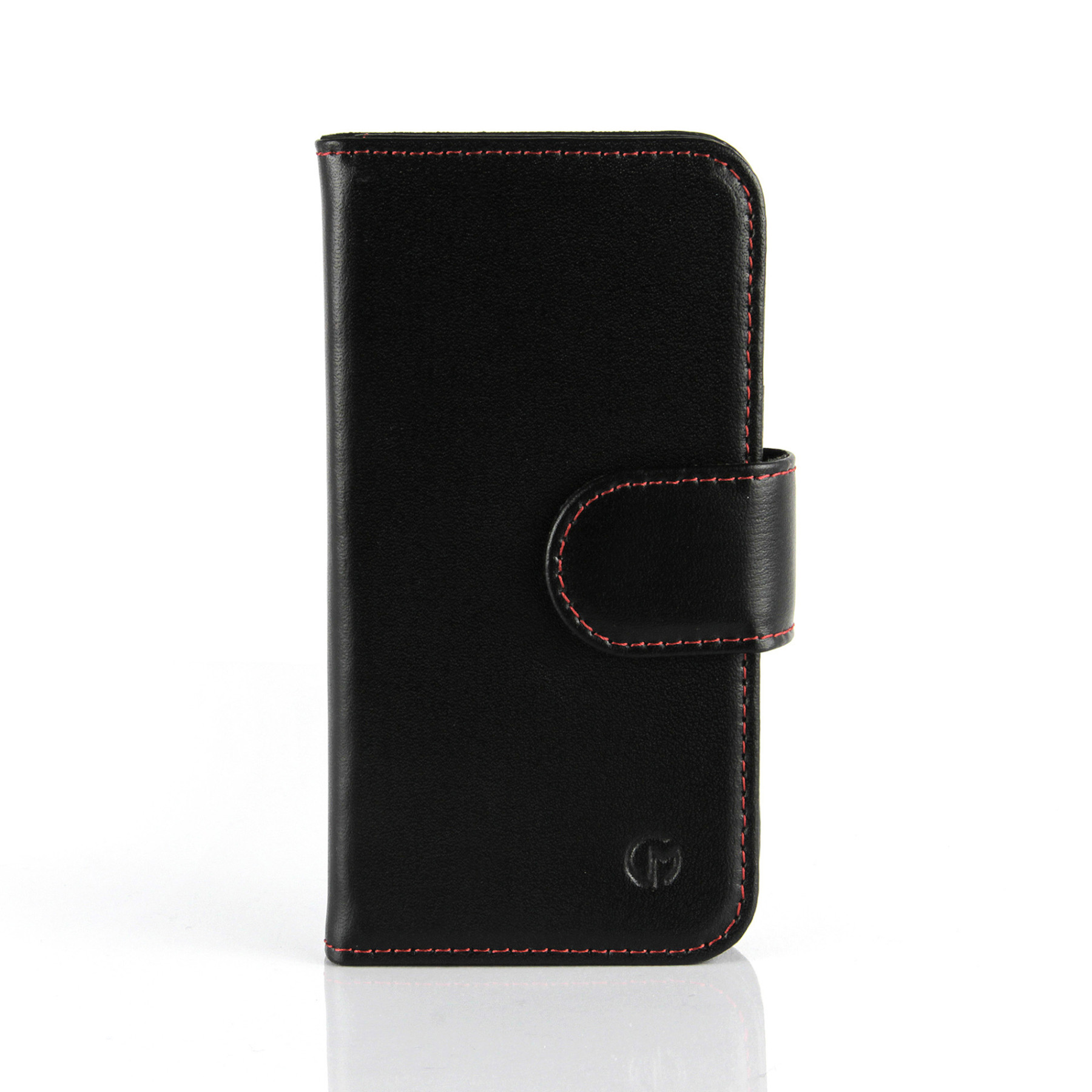the latest 96fb1 08ac1 Apple iPhone 6S Plus Leather Wallet Case | Black