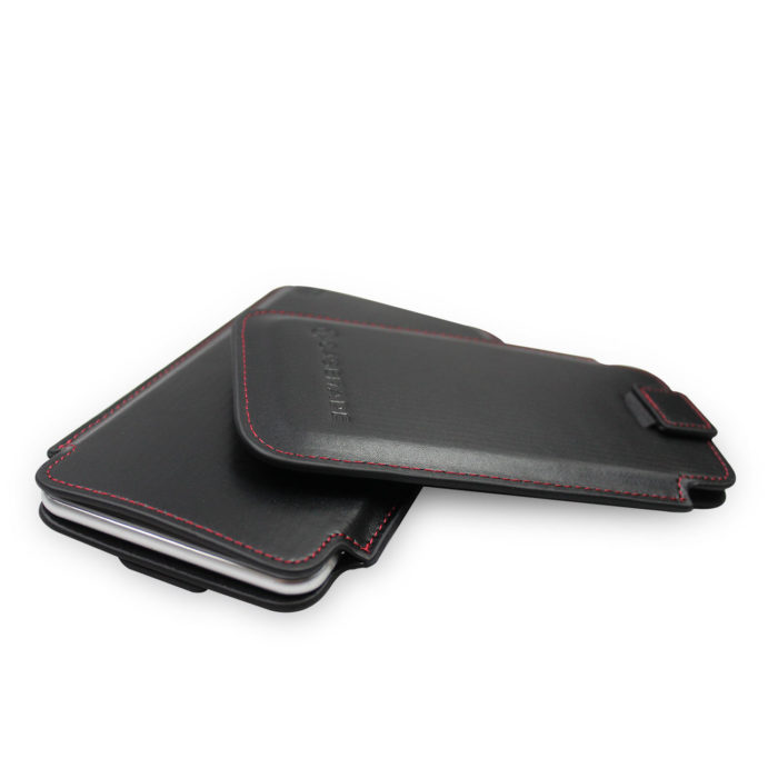 Apple iPhone 6 Leather Pouch | Black