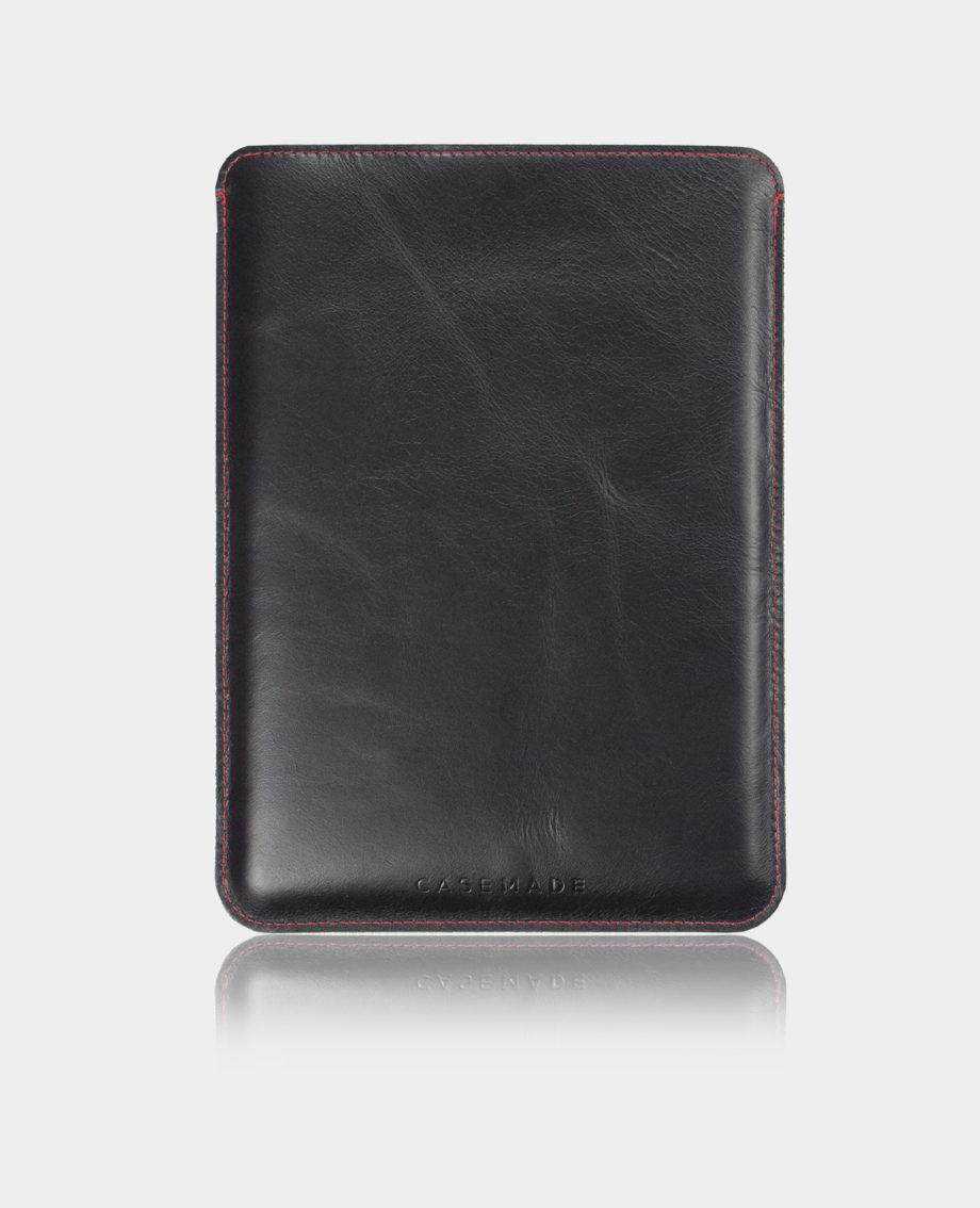Casemade iPad 10.2 Leather Sleeve Black